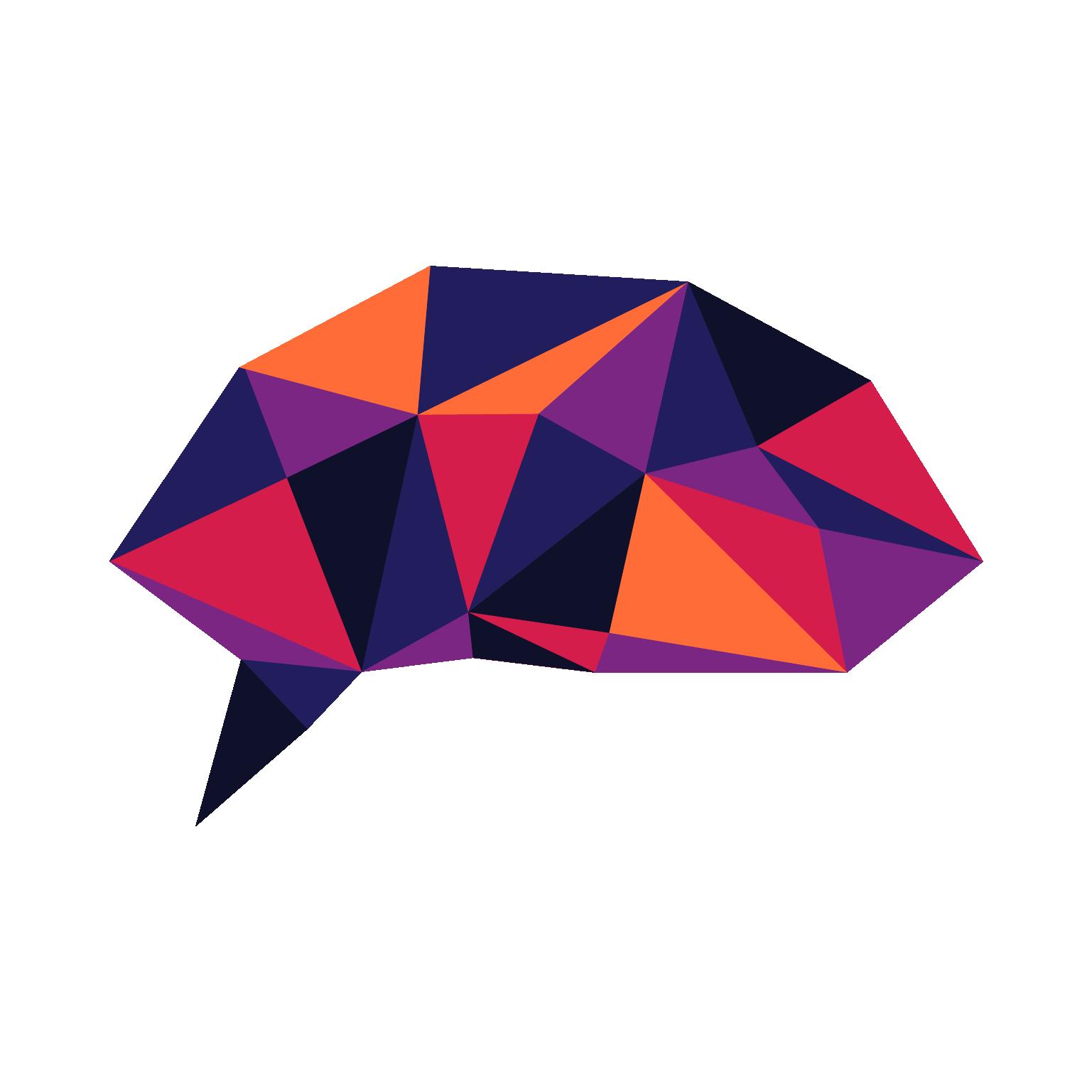 Manta Creative Positioning Icon - Creative