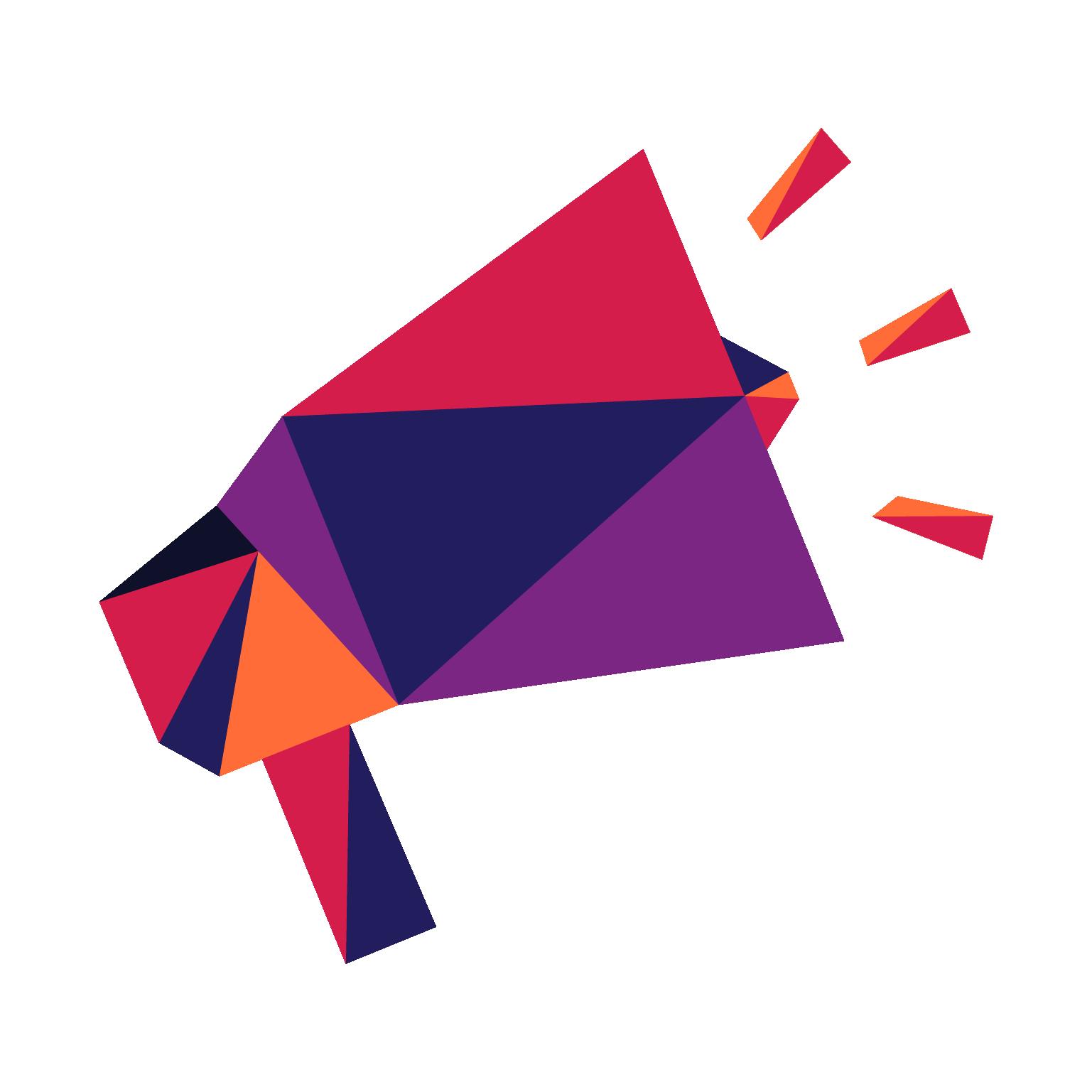 Manta Creative Services Icon - Digital Marketing