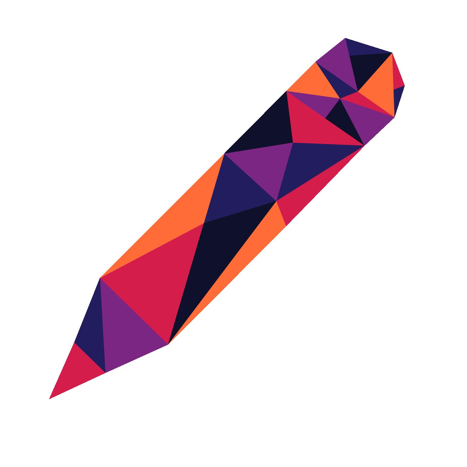 Manta Creative Services Icon - Graphic Design