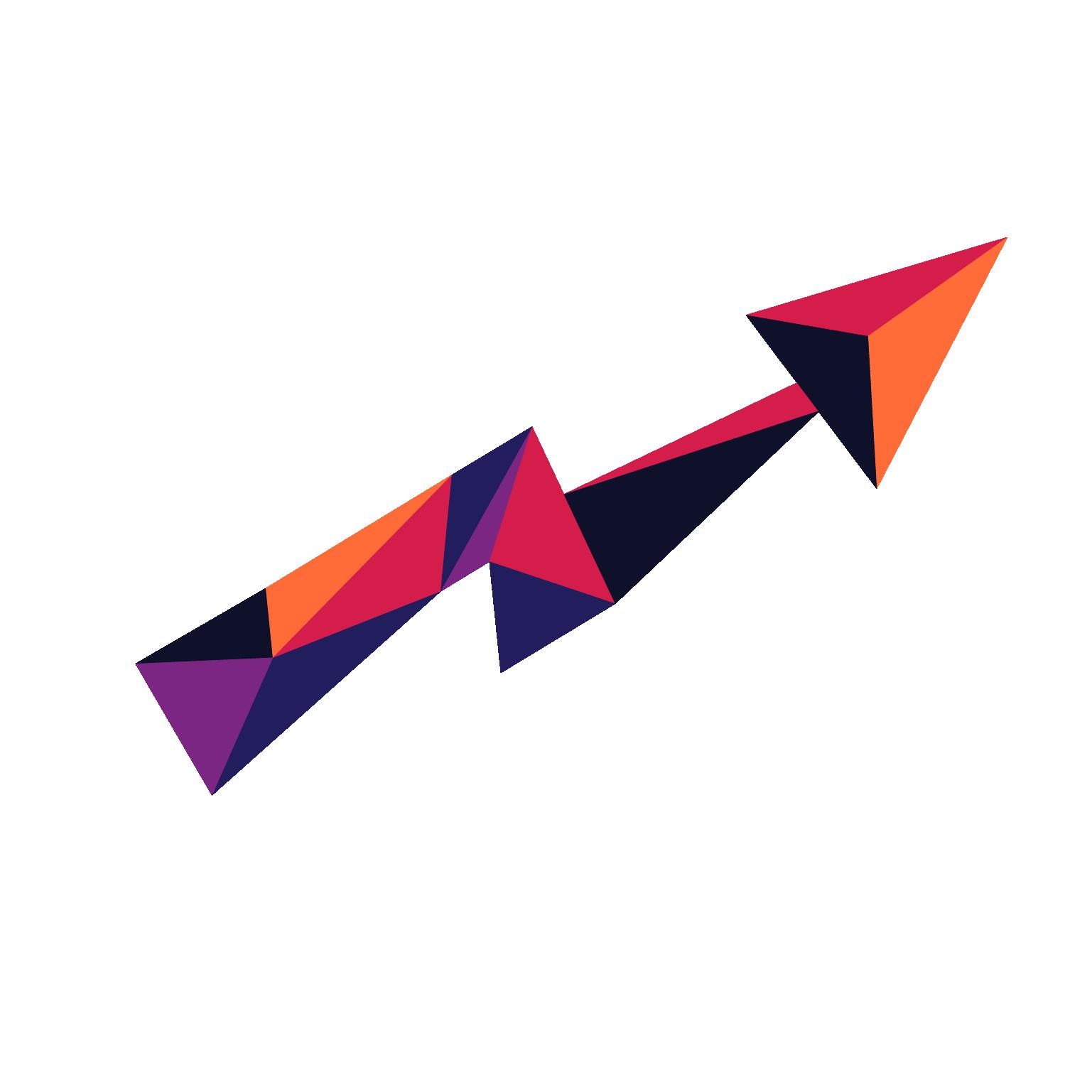Manta Creative Positioning Icon - Measurable