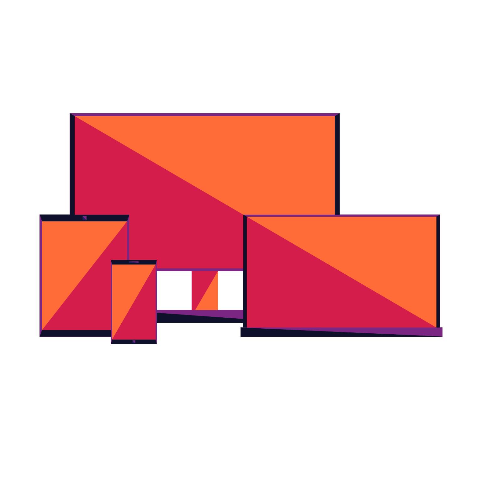 Manta Creative Services Icon - Web Design and Development