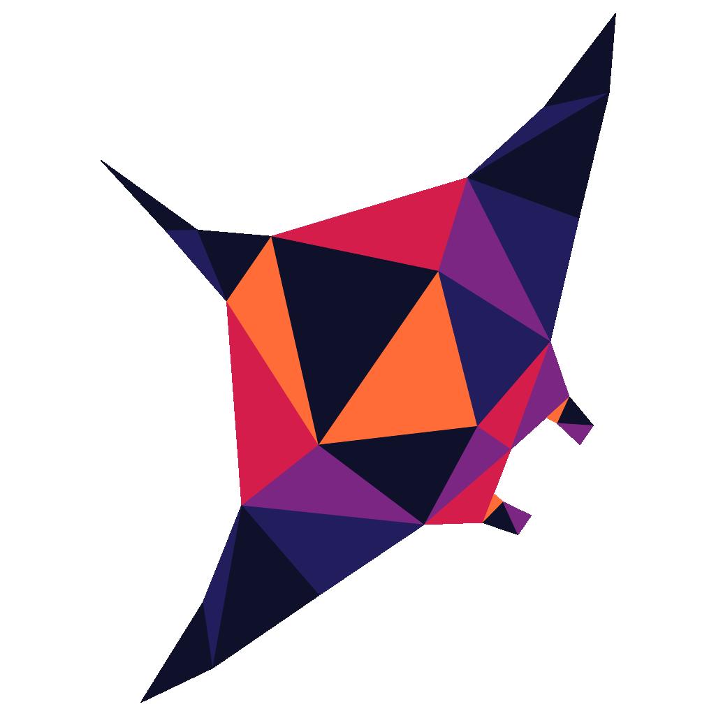 Manta Creative Manta Ray Symbol