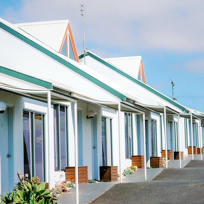 Coastal Motel project by Manta Creative
